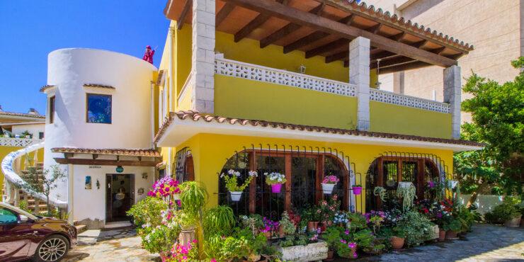 Gemütliches Erdgeschossapartment Mallorca zum Renovieren