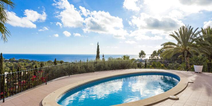 Mediterrane Mallorca Villa im beliebten Wohnviertel Bendinat